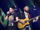 Jorge e Mateus, Matheus & Kauan, Israel Novaes e Alok fazem show hoje