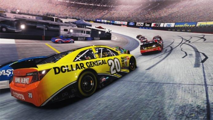 NASCAR 14 (Foto: Divulgação)