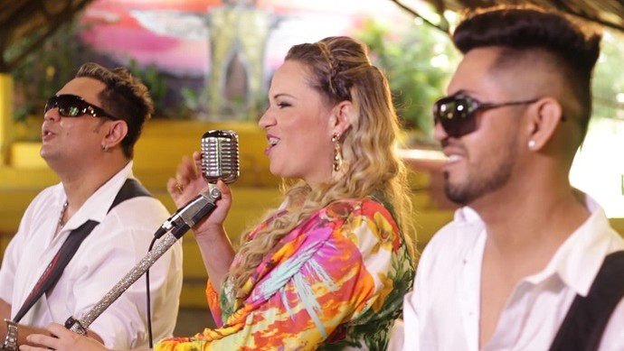 Banda Xeiro Verde estará neste sábado no Festival Sons do Pará (Foto: divulgação)