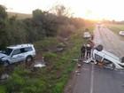 Estudo diz que MS tem 4ª maior taxa de mortes por acidente de trânsito