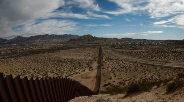 muro, fronteira, méxico, eua, Donald Trump (Foto: Agência Brasil)