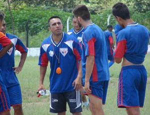 Wendel de Freitas treinador Usac (Foto: Divulgação)