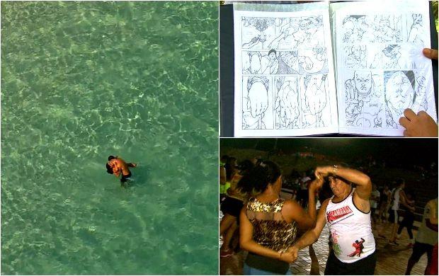 Veja os destaques do Amazônia Revista deste sábado (29)  (Foto: Amazônia Revista Acre)