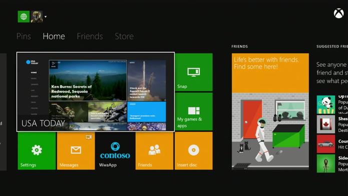 Xbox Live (Foto: Reprodução/Microsoft)