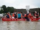 Inundações deixam seis mortos e 20 mil retirados em Louisiana