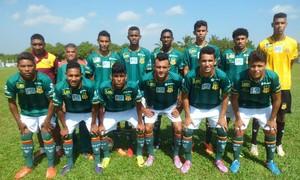 Sampaio sub-19 (Foto: Divulgação / FMF)