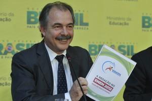 Guia do Participante com critérios de avaliação da redação (Foto: Valter Campanato/ABr)