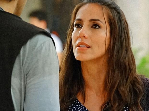 Ayla confessa que ama Zyah (Foto: Salve Jorge/TV Globo)