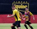 Maurício comemora pausa na tabela que Sport terá na próxima semana