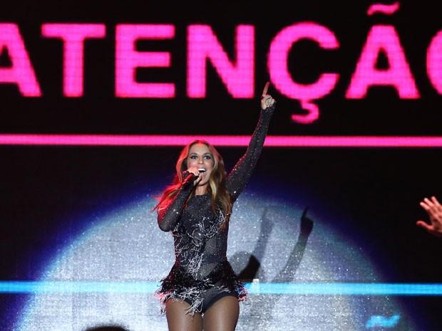 Atenção! Tem Ivete no palco!  (Foto: Raphael Dias/Gshow)