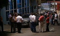 Populao de Araariguama  contra instalao de presdios (Reproduo/TV Tem)