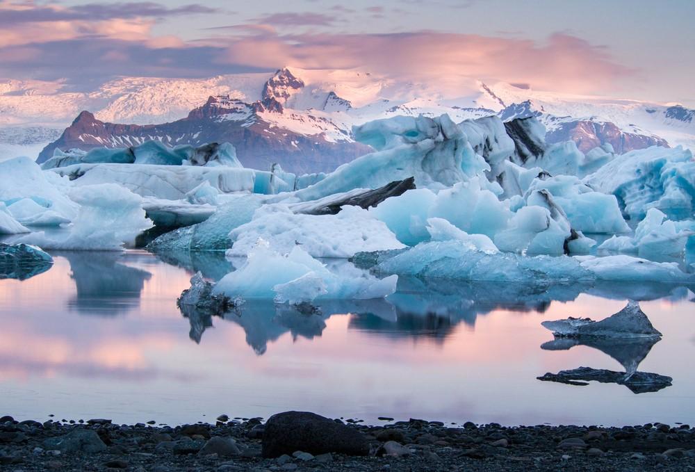 Parque Nacional Vatnajkull, Islndia (Foto: Adellyne / Shutterstock)