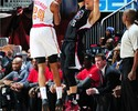 Rivers vai bem, e Clippers batem os Hawks. Miami Heat derrota os Warriors