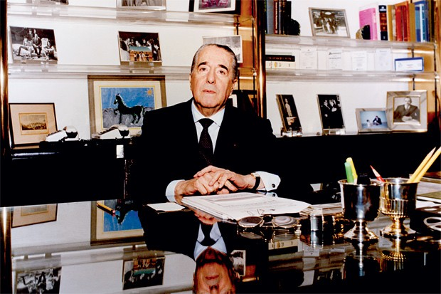 Walther Moreira Salles (Foto: Acervo Walther Moreira Salles/IMS)