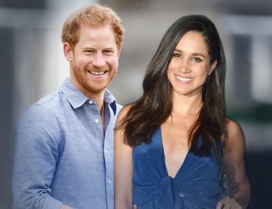 De acordo com o Daily Mail o príncipe Harry e a namorada, Meghan Markle, vão morar juntos (Foto: Reprodução)