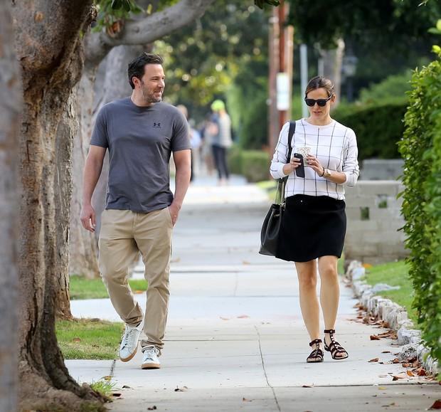 Ben Affleck e Jennifer Garner (Foto: Reprodução / Instagram)