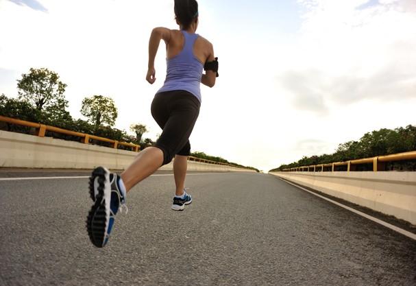 Corra 5km em um mês!