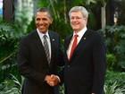 Obama e premiê do Canadá apostam cervejas por Jogos de Inverno
