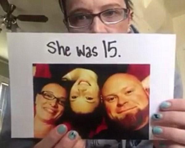 """""""Monstros parecem pessoas normais"""", diz mãe ao revelar em vídeo que marido abusou de sua filha"""