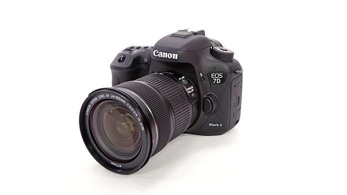 Modelo tem sensor de 20.2 megapixels (Foto: Divulgação/Canon)