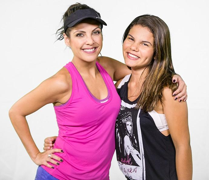 Laura Barreto participou do episódio 'Como Eu Conto' na série (Foto: Fabiano Battaglin/Gshow)