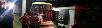 Suspeito de latrocínio em ônibus é preso no Sul (Internauta )