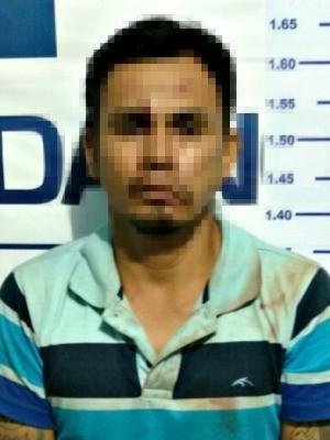 Prisão de suspeito ocorreu em Coari (Foto: Divulgação/ Polícia Civil)