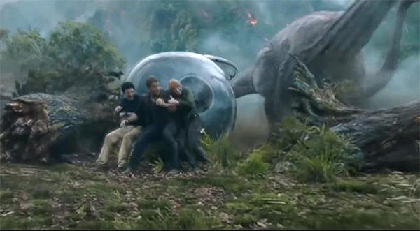 Jurassic World: Reino Ameaçado (Foto: Divulgação)
