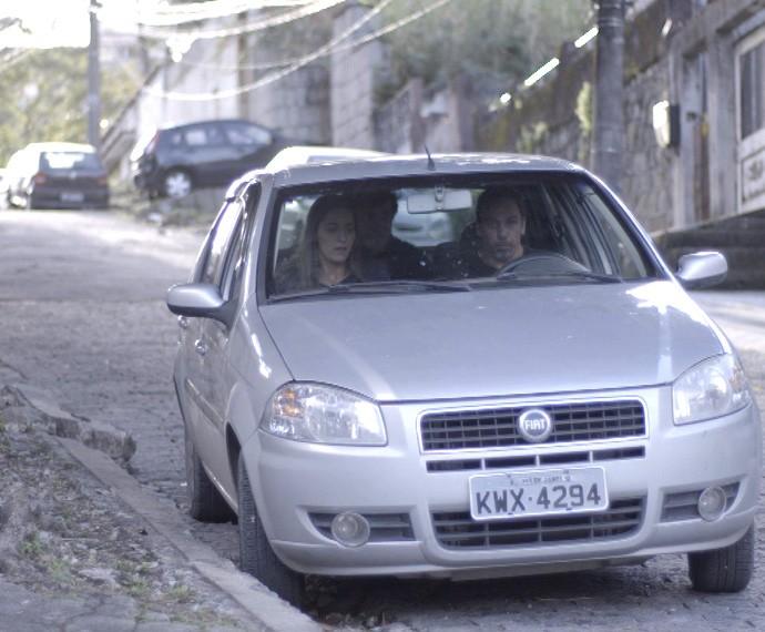 Lobão está cada vez mais perto de concretizar seu plano (Foto: TV Globo)