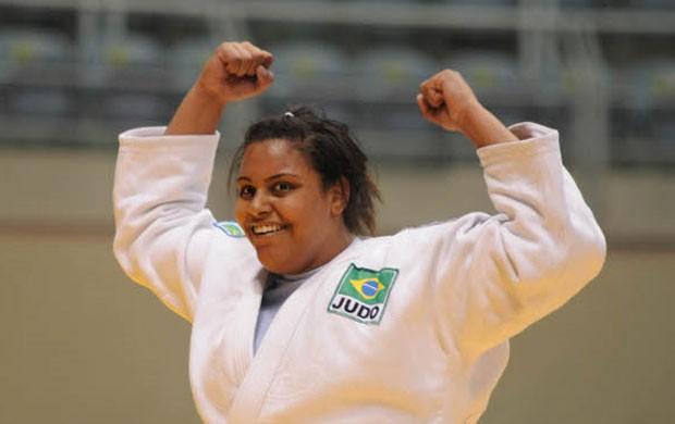 Maria Suelen Altheman judo (Foto: Daniel Fonseca/CBJ)