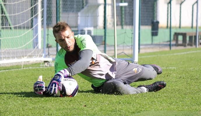 Luis Carlos Figueirense (Foto: Luiz Henrique/Figueirense FC)