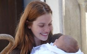 Nathalia Dill diz que filho foi motivo da mudança de Sílvia: 'Divisor de águas'