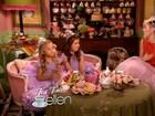 De casamento marcado, Miley Cyrus fala sobre vestido de noiva na TV