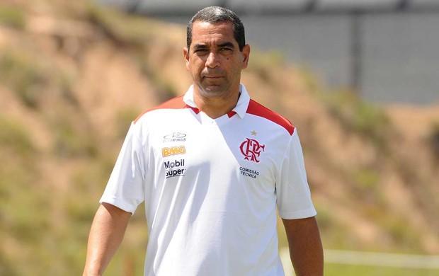 Fotos do treino do Flamengo em Recife (Foto: Alexandre Vida / Fla imagem)