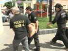 Operação prende 10 suspeitos de fraudes em licitações de obras na PB