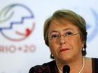 Michelle Bachelet é favorita para voltar a presidir o Chile, diz pesquisa