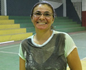 futsal feminino Petrolina (Foto: Magda Lomeu)