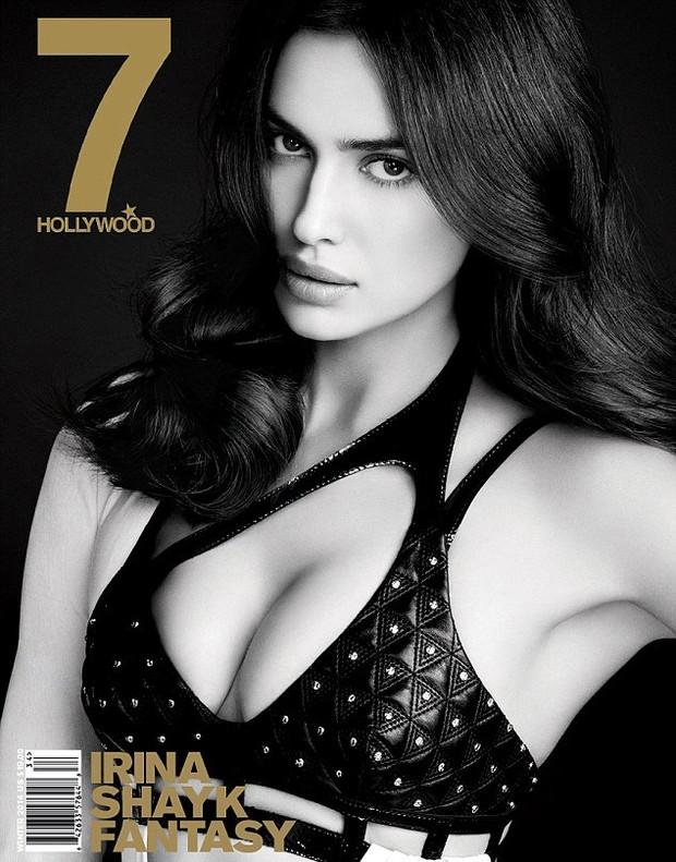 Irina Shayk (Foto: Revista/Reprodução)