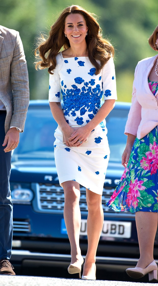 Kate Middleton (Foto: Ben Pruchnie/Getty Images)