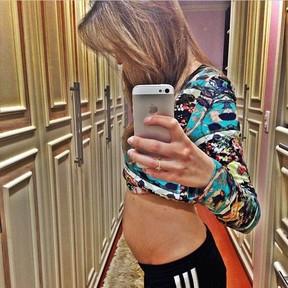 Daniela Colett (Foto: Instagram / Reprodução)