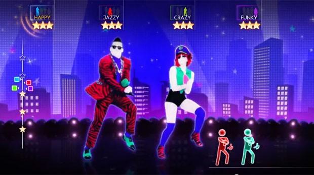 Música 'Gangnam Style' é lançada para o game 'Just Dance 4' (Foto: Divulgação)