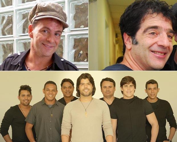 Convidados SuperStarWeb (Foto: Gshow/TV Globo)