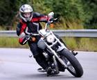 Harley-Davidson; 1200; Custom; H-D; sportster; lançamento; Honda; Shadow; Yamaha; Midnight Star; Kawasaki; Vulcan (Foto: Raul Zito/ G1)