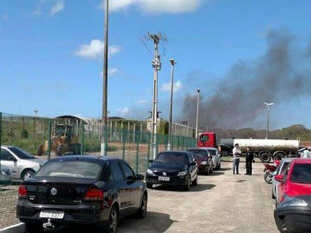 Secretaria confirma 14 presos mortos em rebeliões em presídios no Ceará (Foto: Arquivo Pessoal)