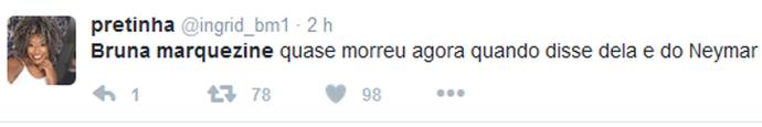 bru e neymar3 (Foto: twitter)