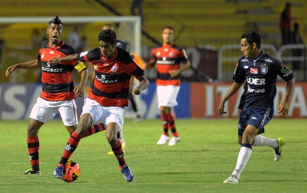 Gabriel , Flamengo x Sport (Foto: Alexandre Vidal/Fla Imagem)