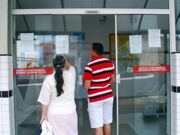 Comunicado foi colocado nesta quarta-feira (25); contrato foi encerrado no sábado (21) (Foto: Marcos Fiorentino/Arquivo pessoal)
