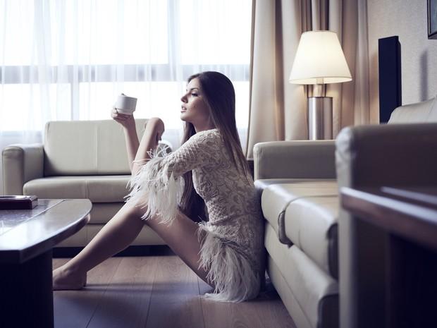 Camila Queiroz será a protagonista de Verdades Secretas, nova novela de Walcyr Carrasco, na faixa das 23h da Globo, que estreia em julho (Foto: Paulo Vainer)