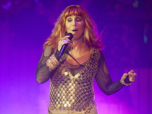 Cher, em foto de junho de 2012 (Foto: Carlo Allegri/Invision/AP Images )