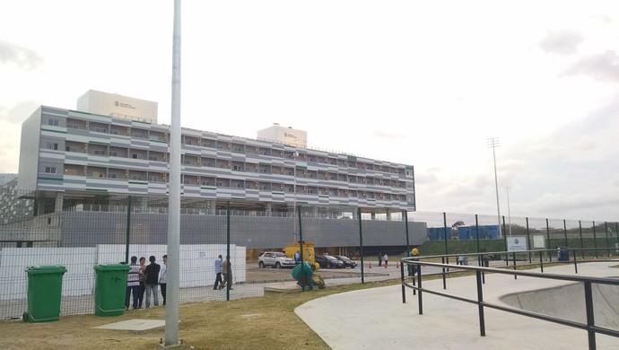 Centro de Formação Olímpica, Fortaleza, inauguração  (Foto: Juscelino Filho)
